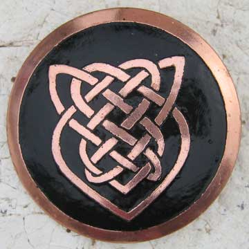Celtic Shield Knot Tattoo