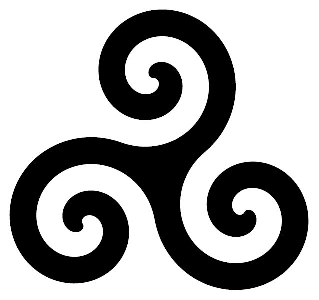 The Meaning Behind The Ink Celtic Triskelion Paul Michael Raspa Jr