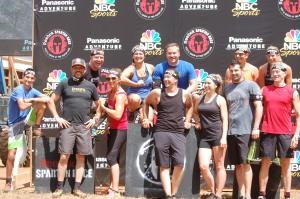 CrossFit Happy Valley 2015 Spartan Sprint Team